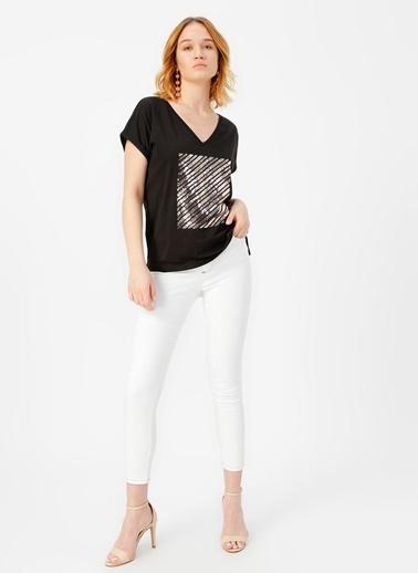 Fabrika Comfort Fabrika Comfort Siyah T-Shirt Siyah